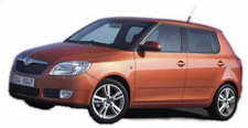 Alquilar Auto Cuba Skoda Fabia Hatchback Manual