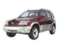 Alquilar Auto Cuba Suzuki Gran Vitara Manual