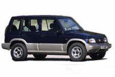 Alquilar Auto Cuba Suzuki Vitara TD Manual