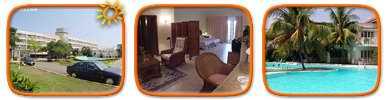 Hotel Comodoro, Cuba, La Habana