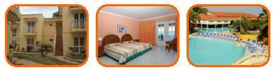 Hotel Comodoro Bungalow 1 Room, Cuba, La Habana