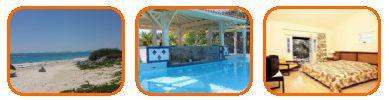 Hotel Villa Coral, Cuba, Isla de la Juventud