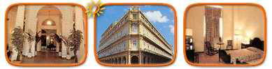 Hotel Plaza Cuba La Habana