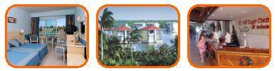 Hotel Sol Club Cayo Coco Cuba Jardines del Rey