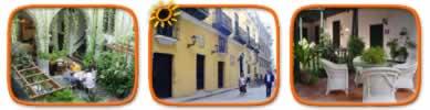 Hotel Hostal Valencia Cuba La Habana